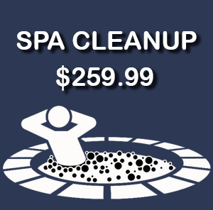 Spa Cleanup