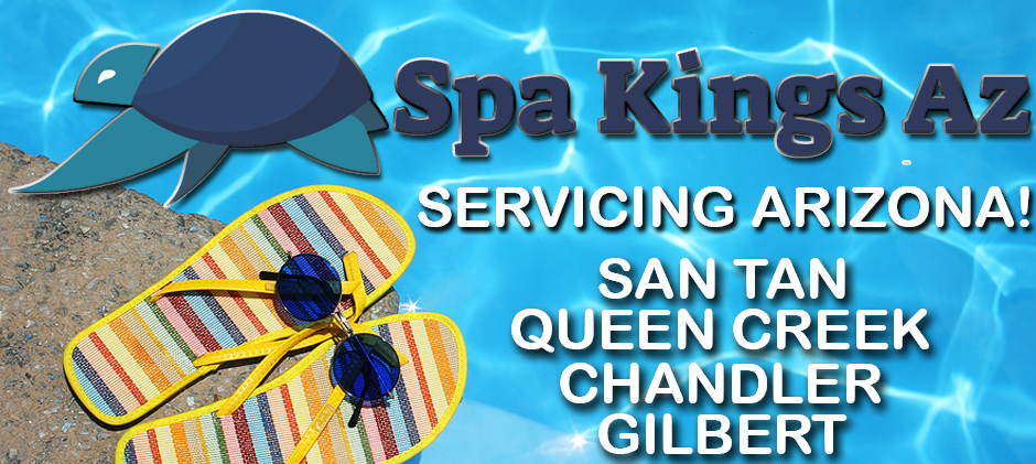 Spa Kings Service Areas