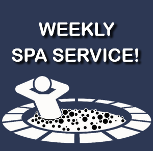 Weekly Spa Service