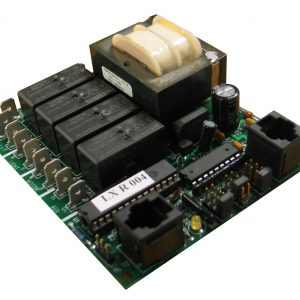 PCB: LX-AUX WITH TRANSFORMER 110V (LIMITED TO STOCK)|3-60-0128