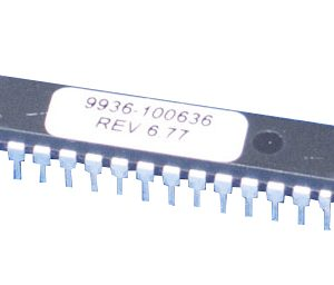 EPROM: LX REV 6.77 ALPHA WINDRIVER WITH CIRC|3-60-1092