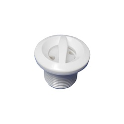 Jets / Jet Parts | Ozone Jet AssembliesOZONE JET PART: CLUSTER FRONT ACCESS PULSATOR SMOOTH WHITE