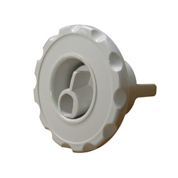 "Jets / Jet Parts | Jet InternalsJET INTERNAL: 2-1/2"" LUXURY MICROJET ADJUST-A-SWIRL WHITE PENTAIR"