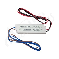 Lights / Light Parts | Light Parts / AccessoriesLIGHT PART: POWER SUPPLY 12VDC 20W 1.66AMP
