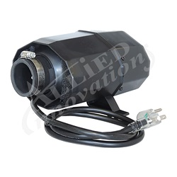 Blowers | Complete BlowersBLOWER: 1.0HP 120V WITH 600W HEATER, AIR SWITCH AND NEMA PLUG SILENT AIR SERIES