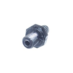 "Plumbing | AdaptersPVC ADAPTER: 3/8"" MIPT X 3/8"" RIBBED BARB"
