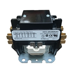 Replacement Parts | ContactorsCONTACTOR: 220V DPST 20AMP