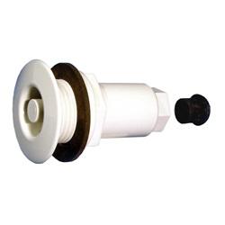 "Thermostats / Sensors / Hi Limits | Thermowell / Thru-WallsTHRU-WALL FITTING: LITE LINE 2"" X 5/16"" WHITE"
