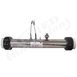 Heaters | Spa Heater AssembliesHEATER ASSEMBLY: HEAT.WAV S-CLASS-5KW WITH PRESSURE SWITCH