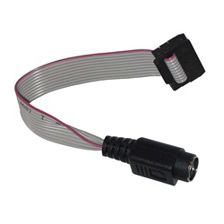 Lights / Light Parts | Light Parts / AccessoriesLIGHT PART: ADAPTER MINI DIN WITH RIBBON CABLE