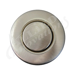 Air Buttons | Trim KitsAIR BUTTON TRIM: #15 CLASSIC TOUCH, BRUSHED STAINLESS LONG