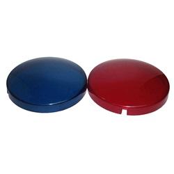 Lights / Light Parts | Light Parts / AccessoriesLIGHT PART: LENS SET (BLUE AND RED)