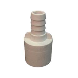 "Plumbing | AdaptersPVC ADAPTER: 1/2"" SPIGOT X 3/8"" RIBBED BARB"