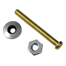 Controls / Equipment Packs | Control AccessoriesMASS SENSOR: BRASS SCREW AND HEX NUT FOR WATER LEVEL