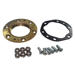 "Heaters | Heater PartsHEATER FLANGE ADAPTER KIT: 1"" FIPT"