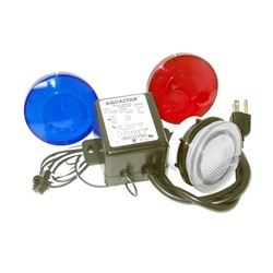 Lights / Light Parts | Light TransformersLIGHT KIT: SPA LIGHT 110V-12V WITH NEMA PLUG