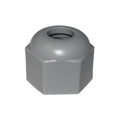Lights / Light Parts | Light Parts / AccessoriesLED LIGHT PART: COMPRESSION NUT HEX DOME 3/8-16 (2B)