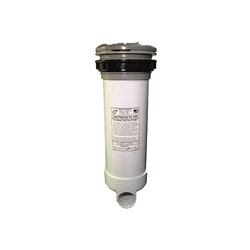 Filters / Filter Parts | Filter AssembliesFILTER ASSEMBLY: DYNA FLOW SKIM FILTER 50 SQ FT TOP MOUNT LOW VOL 8GPM GRAY