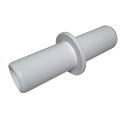 "Plumbing   PVC Pipes / FittingsPVC FITTING: COUPLER 3/4""SB X 3/4""SB"