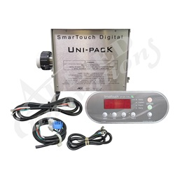 Controls / Equipment Packs | Digital / Electronic ControlsCONTROL BUNDLE: UNIPACK 2200 240V 50HZ WITH TOPSIDE LX2020 AND CORDS