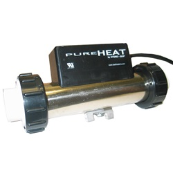 Heaters | Bath HeatersBATH HEATER: 1.5KW, 115V, IN-LINE WITH 3' NEMA PLUG - VACUUM