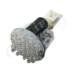 Lights / Light Parts   LightsLIGHT: 24 LED SLAVE LIGHT HEAD