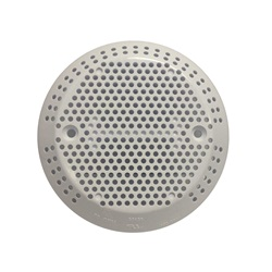 """Skimmers / Suctions / Drains   Suction Assemblies / PartsSUCTION COVER: 3-3/4"""" 124GPM FOR BATH WHITE"""