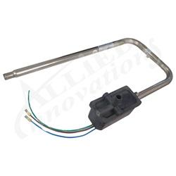 Heaters | Spa Heater AssembliesHEATER ASSEMBLY: 2.7KW 230V LO-FLO TITANIUM