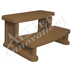 Accessories / Maintenance | Deck AccessoriesSTEP ASSEMBLY: SPA SIDE STEP TAUPE