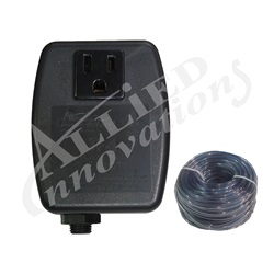 Controls / Equipment Packs   Garbage Disposal ControlsCONTROL: TF-1, 120V 1.0HP PKG WITHOUT BUTTON