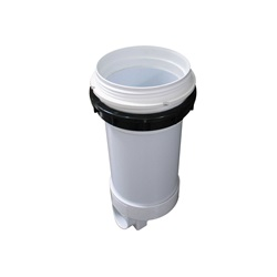 """Filters / Filter Parts   Filter CanistersFILTER CANISTER: 2"""" TOP LOAD BODY WITH BYPASS"""