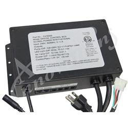 Controls / Equipment Packs | Jetted Bath ControlsCONTROL: DH3102, 240V, 50/60HZ, 15AMP