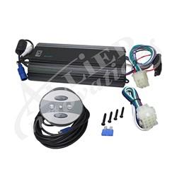 Audio | Audio EquipmentAUDIO: AMPLIFIER WITH BLUETOOTH AND WIRED CONTROL TOPSIDE, 4 CHANNEL 120 WATT