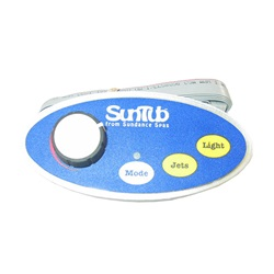 Topsides / Spaside Controls | Digital Topside ControlsTOPSIDE: 400/SUNTUB SV-DV