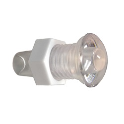 Lights / Light Parts | Light Parts / AccessoriesLIGHT PART: MINI LED POL HOUSING, LENS, NUT AND O-RING