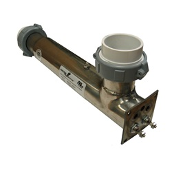 "Heaters | Spa Heater AssembliesHEATER ASSEMBLY: 1.5/5.5KW 110/220V 1-1/2"" X 13"""