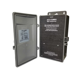 Controls / Equipment Packs | In-Ground Spa ControlsCONTROL: AS-V COMBO, 120/240V, WITH 24V TRANSFORMER