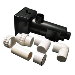 Heaters | Heater PartsHEATER HOUSING KIT: HT PLASTIC HEATERS WITH PLUMBING
