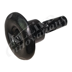 "Jets / Jet Parts | Jet InternalsJET INTERNAL: 2-1/2"" DIRECTIONAL, QUANTUM, SCALLOP BLACK"