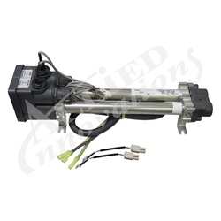 Heaters | Spa Heater AssembliesHEATER ASSEMBLY: 1.5KW 240V DOUBLE BARREL WITH SENSORS