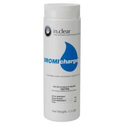 Ozonators / Sanitizers | ChemicalsIN.CLEAR BROMICHARGE 3.5LB BOTTLE