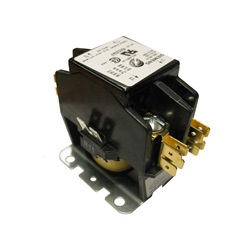 Replacement Parts | ContactorsCONTACTOR: 110V DPST 40AMP