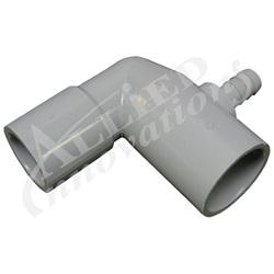 "Plumbing | Air InjectorsAIR INJECTOR PART: BODY 1/2"" .25 ORIFICE"