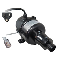 Blowers | Complete BlowersBLOWER: 120V 60HZ WITH BUILT IN CONTROL AND NEMA CORD