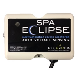 Ozonators / Sanitizers | Ozone GeneratorsOZONE: SPA-ECLIPSE UNIVERSAL WITH AMP CORD