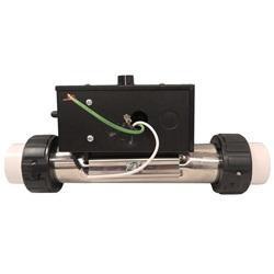 "Heaters | Spa Heater AssembliesHEATER ASSEMBLY: 1.5KW 120V 2"" X 10"" FLO-THRU"