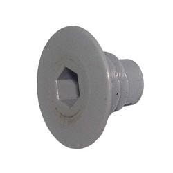 "Plumbing | Air InjectorsAIR INJECTOR PART: 5/8"" FACE GRAY"