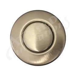 Air Buttons | Trim KitsAIR BUTTON TRIM: #15 CLASSIC TOUCH, BRUSHED BRONZE PVD LONG