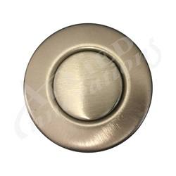 Air Buttons | Trim KitsAIR BUTTON TRIM: #15 CLASSIC TOUCH, BRUSHED BRONZE PVD