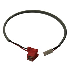 "Wires / Connectors | Flow / Pressure Switch CablesPRESSURE SWITCH CABLE: 15"" WITH CURLED FINGER CONNECTORS"